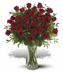 stem roses 3 dozen premium stem roses with filler of your choice in