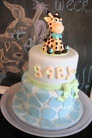 112 Best Giraffe Cakes Images On Pinterest Giraffe Cakes Baby