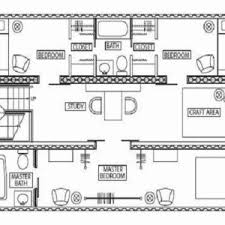 Storage Container Floor Plans - shipping container home floor plan simple bestofhouse inside