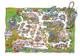 cedar fair parks map knott s berry farm cedar fair parks wiki fandom powered by wikia