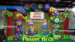 delight party decors top 8 simple balloon decorations for