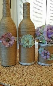 upcycled home decor ideas 40 spine tingling upcycled wine bottle craft ideas wrapped wine