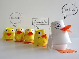 membuat mainan dr barang bekas membuat mainan karakter bebek dari cangkir bekas buahatiku