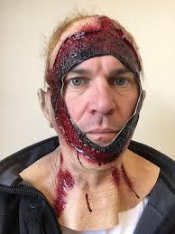 customer service halloween horror nights amazon com bloody hood mask part iv latex jason halloween horror