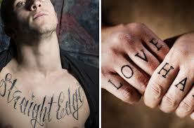tattoos männer sprüche die bedeutung hinter beliebten motiven s health
