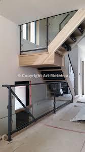 interior 0002 interior metal stair railing 83 interior metal