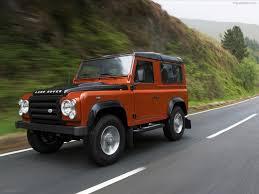 land rover orange land rover defender u0027fire u0026 ice u0027 editions exotic car wallpaper 03