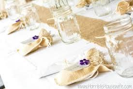 Country Chic Wedding Country Chic Wedding Ideas Burlap And Mason Jars