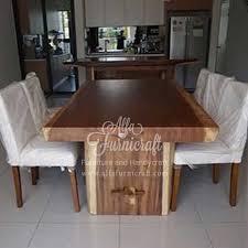 Modern Dining Furniture Sets by Minimalist Teak Dining Table Sets 8 Seats Balero