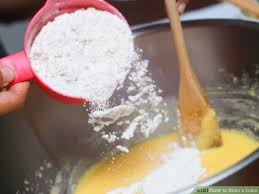 how to make a cake step by step 4 ways to bake a cake wikihow