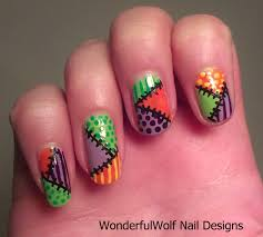 halloween nail art u2013 page 3 u2013 wonderfulwolf