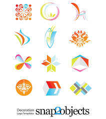 free logo vector template download this set now vector download