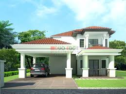 housing designs decoration modern housing design house a bungalow home designs in