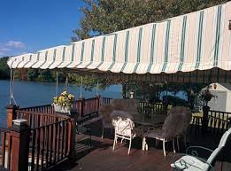 Deck Canopy Awning Take Advantage Of Warm Weather Cover Your Deck With A Patio