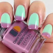 lechat nails dare to wear mood polish my picks swatch and review