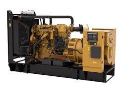 toromont cat c18 generator set
