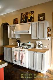 Ana White Wall Kitchen Cabinet Basic Carcass Plan DIY Projects - White kitchen wall cabinets