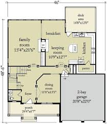 colonial house plans 4 bedroom 2 bath colonial house plan alp 096y allplans