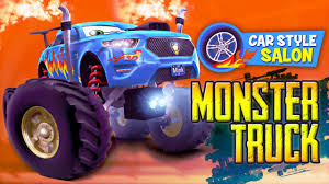 bigfoot presents meteor and the mighty monster trucks appmink build customized monster truck how to design u0026 upgrade