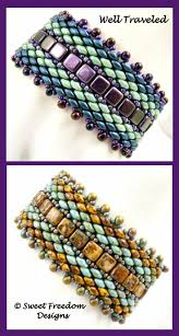 beads bracelet tutorials images 127 best tila beads images beaded bracelets beaded jpg