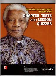 chapter tests and lesson quizzes world history and geography