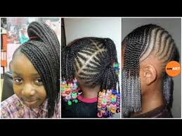 plaited hair styleson black hair lil girl braiding hairstyles little black girl natural hair