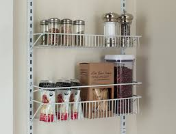 amazon com closetmaid 1233 adjustable 8 tier wall and door rack