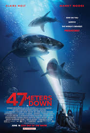 27 Meters In Feet 47 Meters Down At An Amc Theatre Near You