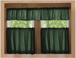 Rust Colored Kitchen Curtains by Solid Rust Color Valance In Many Lengths Custom Size