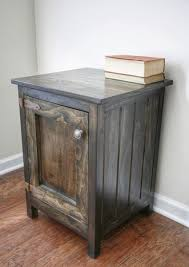 side table simple woodworking projects pinterest wood