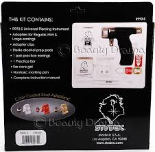 www studex studex universal ear piercing kit with piercing gun 48675902755 ebay