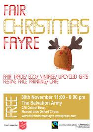 the fair christmas fayre is back news centre