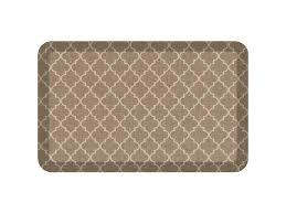 decorative anti fatigue mat lattice pattern foam floor mats
