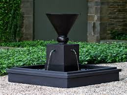 water fountains for home decor contemporary outdoor water fountains inn great home decor large