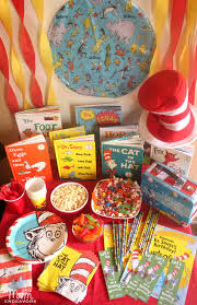 dr seuss birthday party ideas celebrate reading with a dr seuss party