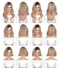 the sims 3 hairstyles and their expansion pack hair dump 3 by july kapo for sims 3 sims hairs http