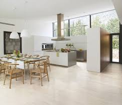 modern kitchen floor modern kitchen flooring options pros and cons