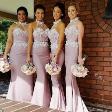 silver bridesmaid dresses flower lace bridesmaid dress navy blue ivory chagne