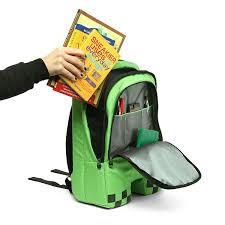 backpacks target black friday minecraft creeper backpack thinkgeek