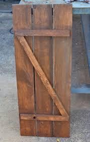 How To Make Barn Stars Best 25 Interior Wood Shutters Ideas On Pinterest Indoor Window