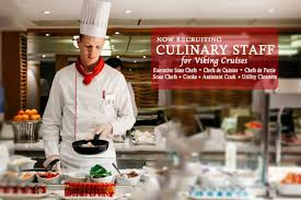 sous chef cuisine viking cruises is now hiring culinary staff persohotel international