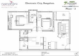 nandhini prakruthi solitaire in electronic city phase ii