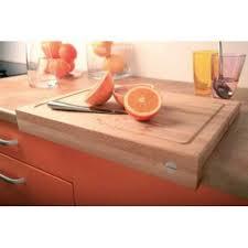 planche à découper cuisine planche à découper en hêtre rigole à jus accessoires de cuisine