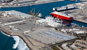 auto port port of hueneme auto import and export