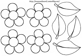 flowers 6 nature u2013 printable coloring pages