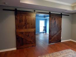Z Barn Traditional Half Z Brace Plank Barn Door
