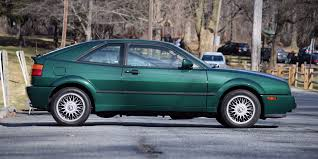 volkswagen corrado supercharged the volkswagen corrado vr6 is a rare german gem