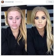 No Makeup Meme - no makeup no problem