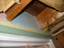 installing the beadboard ceiling henbogle