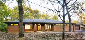 Home Design Sensational Frank Lloyd Wright Prairie Houses Picture